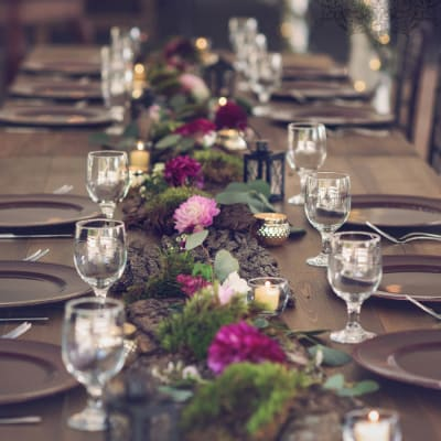 Well Dressed Table