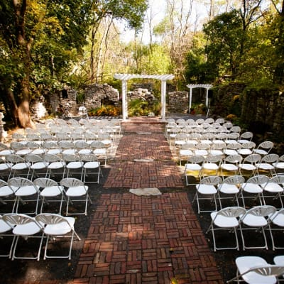 200 year old ceremony area