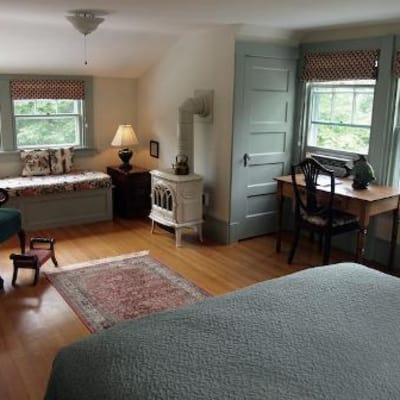 Belmont Bed And Breakfast Camden Maine