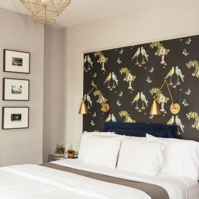 Hip accommodations at Wicker Park Inn