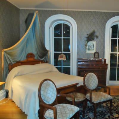 The historic Generals Room