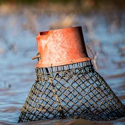 Crawfish Trap -  Christopher LeCoq Photogr
