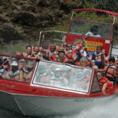 large river boat