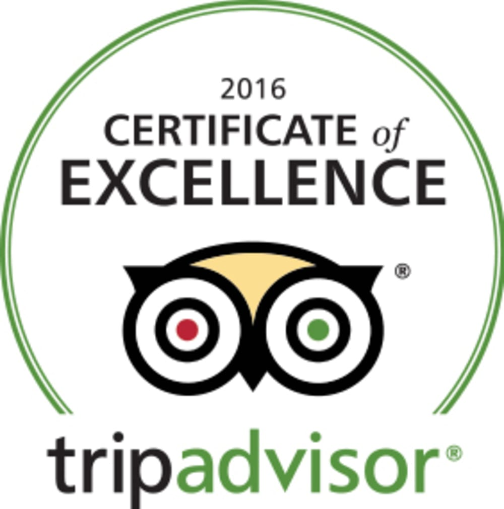 Historic Balch Hotel Earns 2016 TripAdvisor Certificate of Excellence