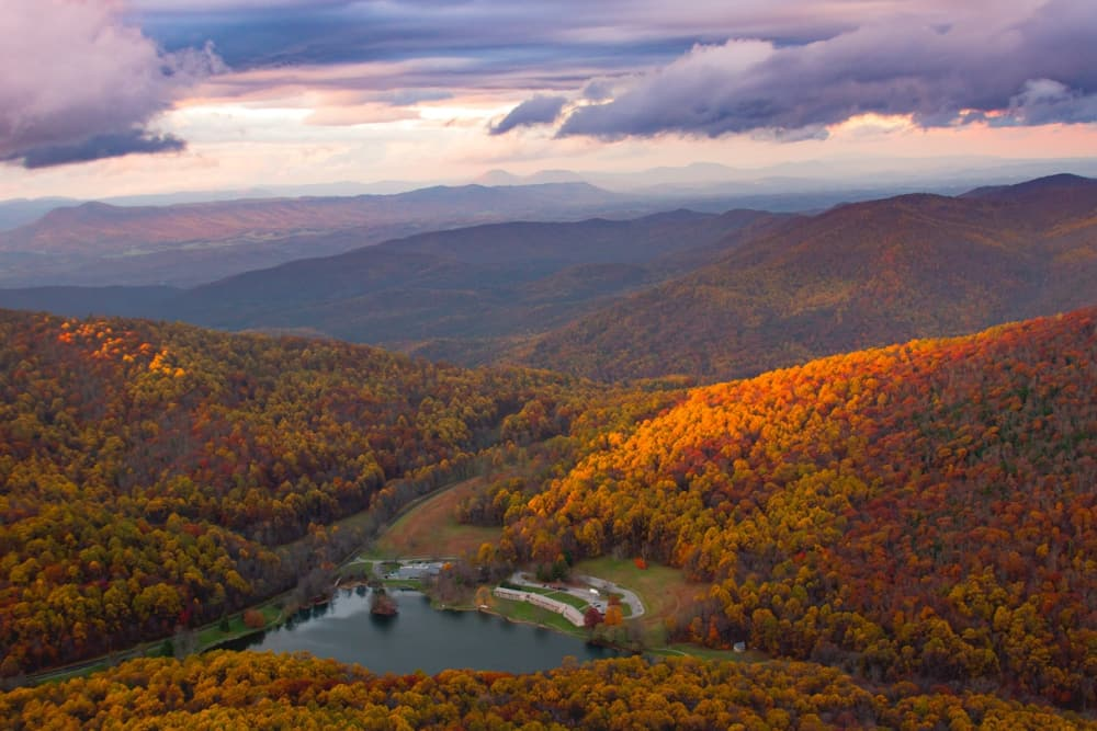 Planning a Romantic Blue Ridge Mountain Getaway
