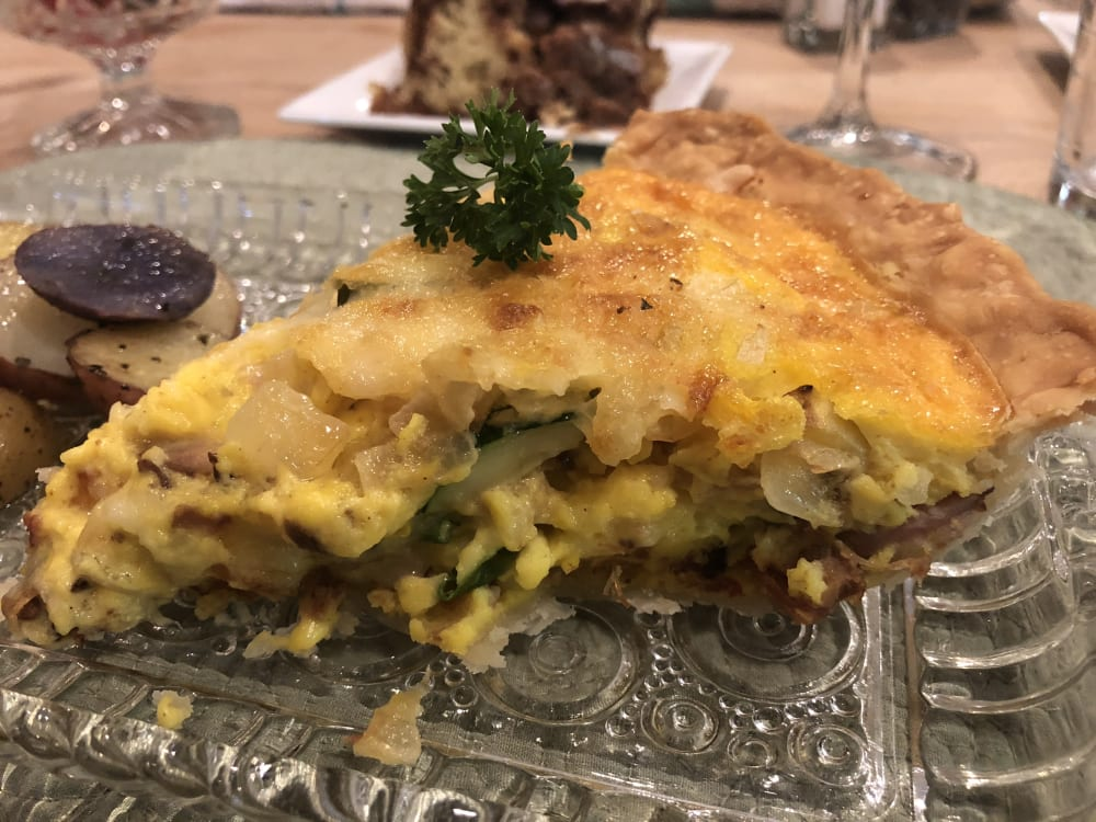 Quiche Lauren Recipe