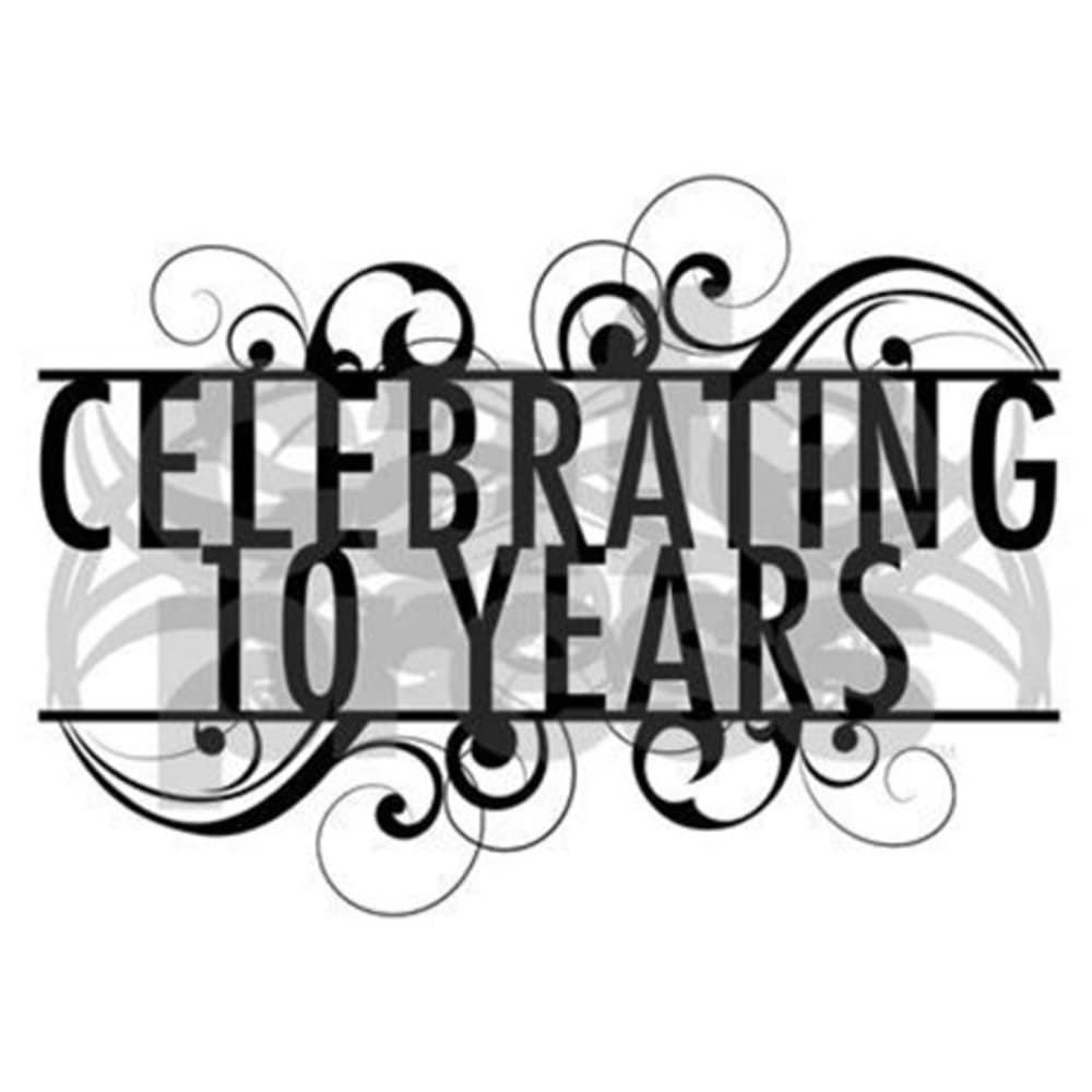 Celebrating 10 Years of Memories....