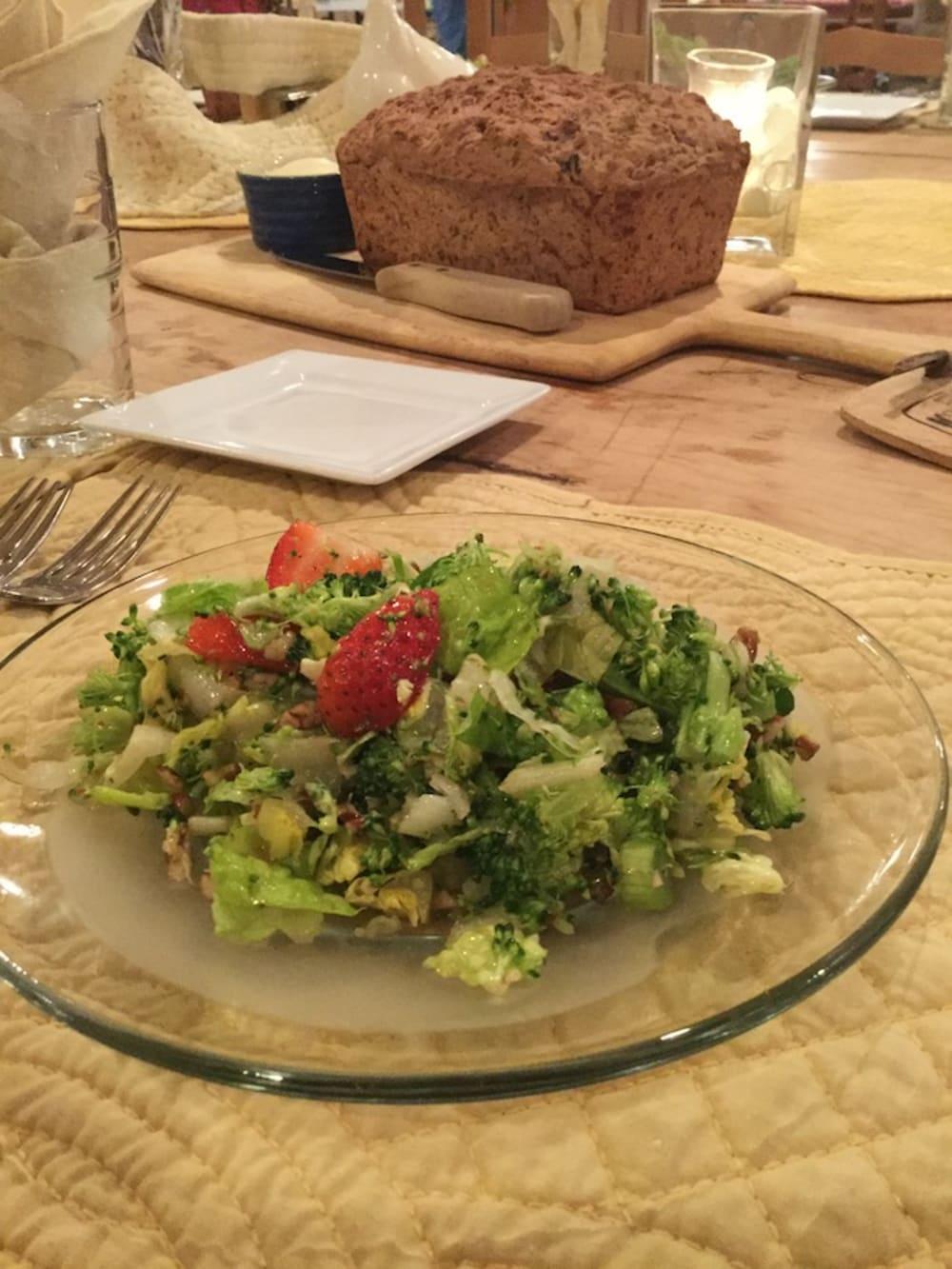 Jackie's Spring Salad