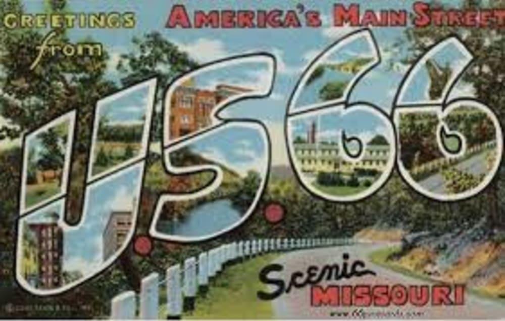 Double Dose of Missouri Route 66 Fun