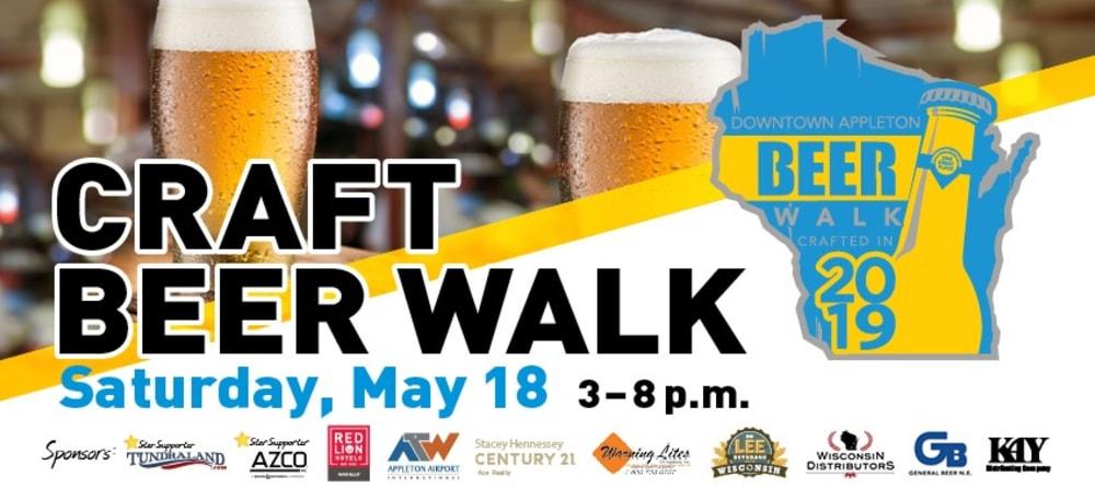 Craft Beer Walk 2019