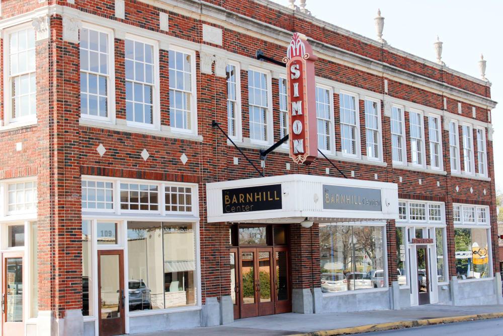The Barnhill Center at Historic Simon Theatre