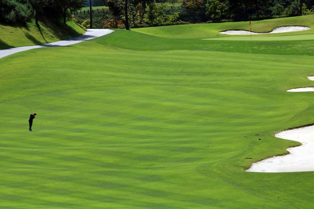 A Great Golf Getaway