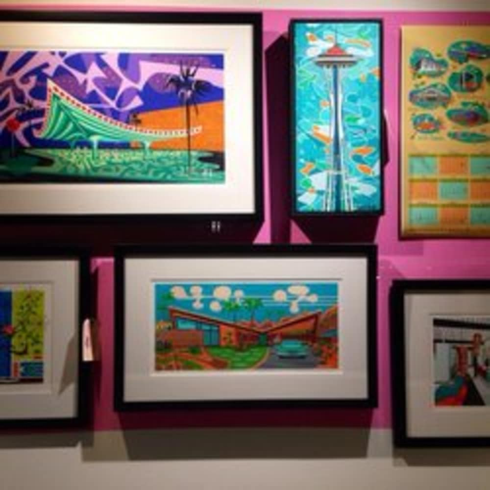 The Best Art Gallery Areas in Palm Springs