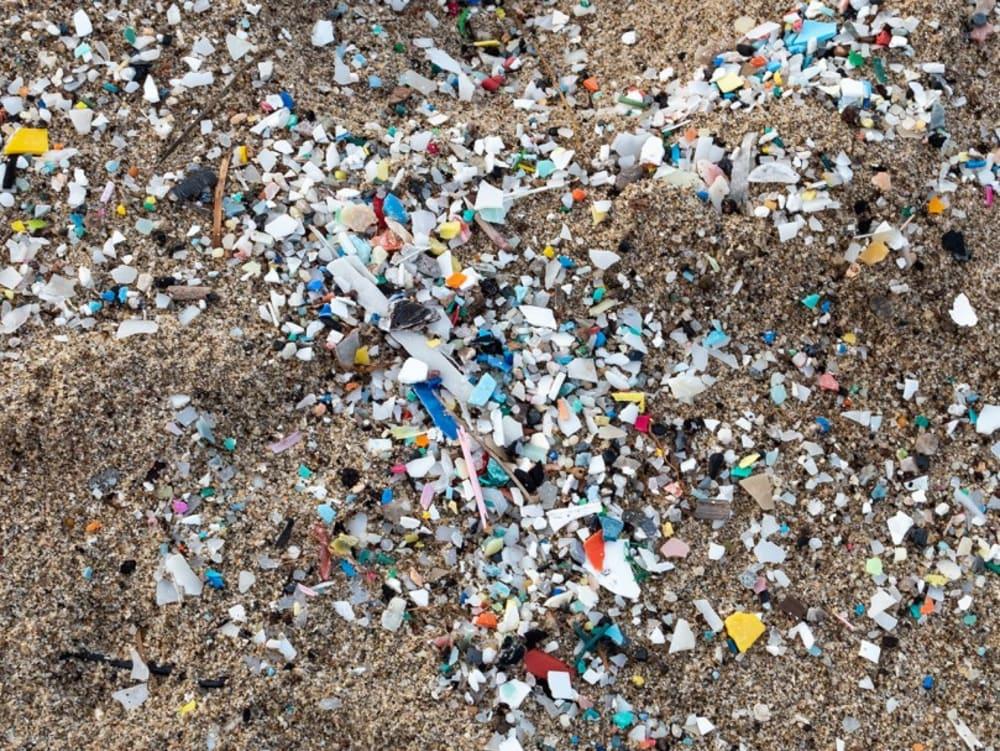 Microplastics;Macro Problem