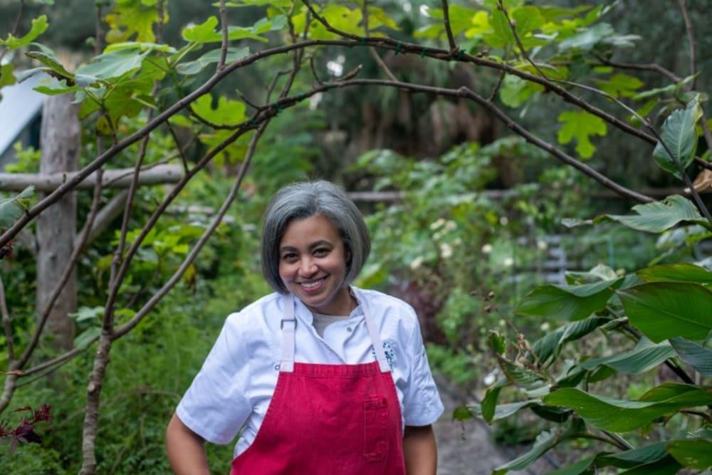 Chef Renée Everett & Her Gluten Free Pecan Coconut Banana Bread