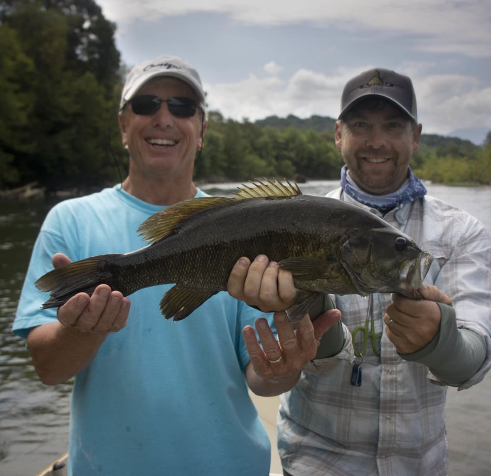 The Perfect Fishing Getaway In Asheville