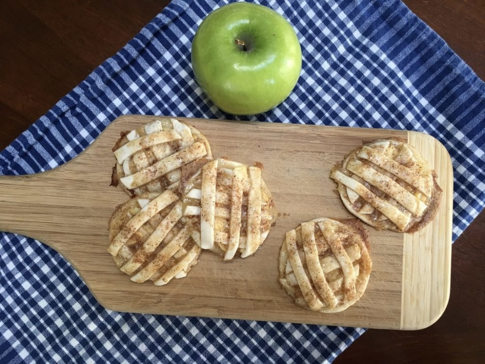 National Apple Pie Day - Why not have a Cookie