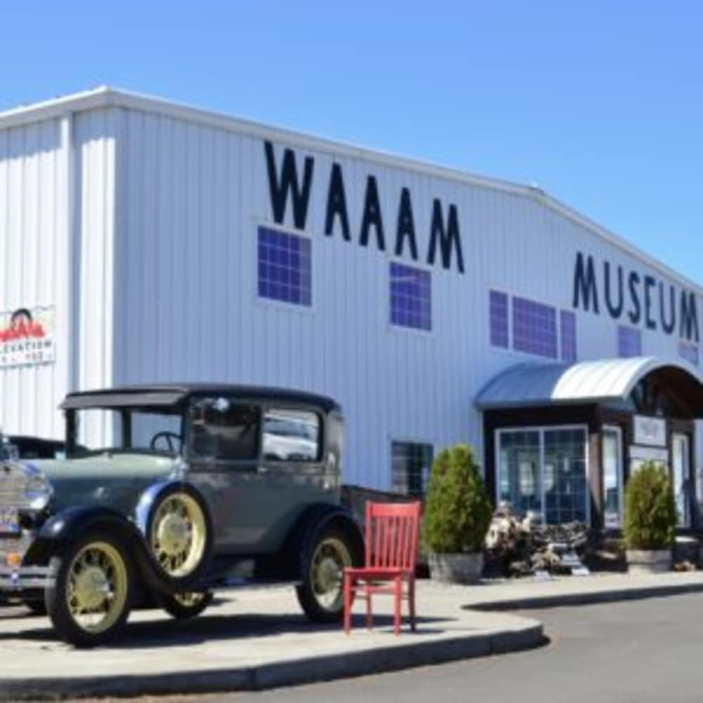 WAAAM ~ Western Antique Aeroplane and Auto Museum