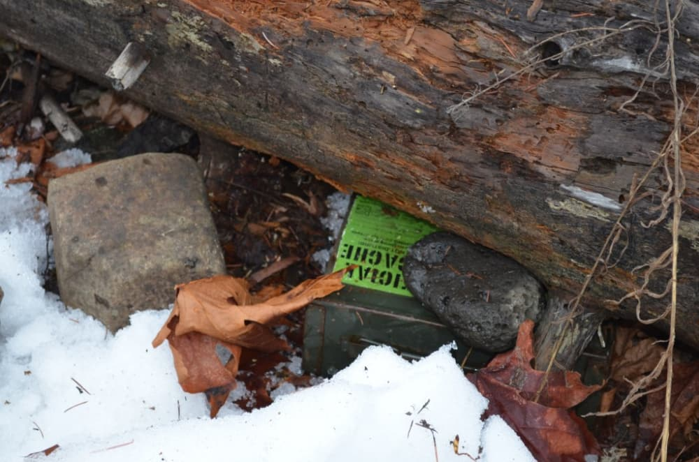 Geocaching ~ What's there to do near the Old Parkdale Inn Bed and Breakfast?