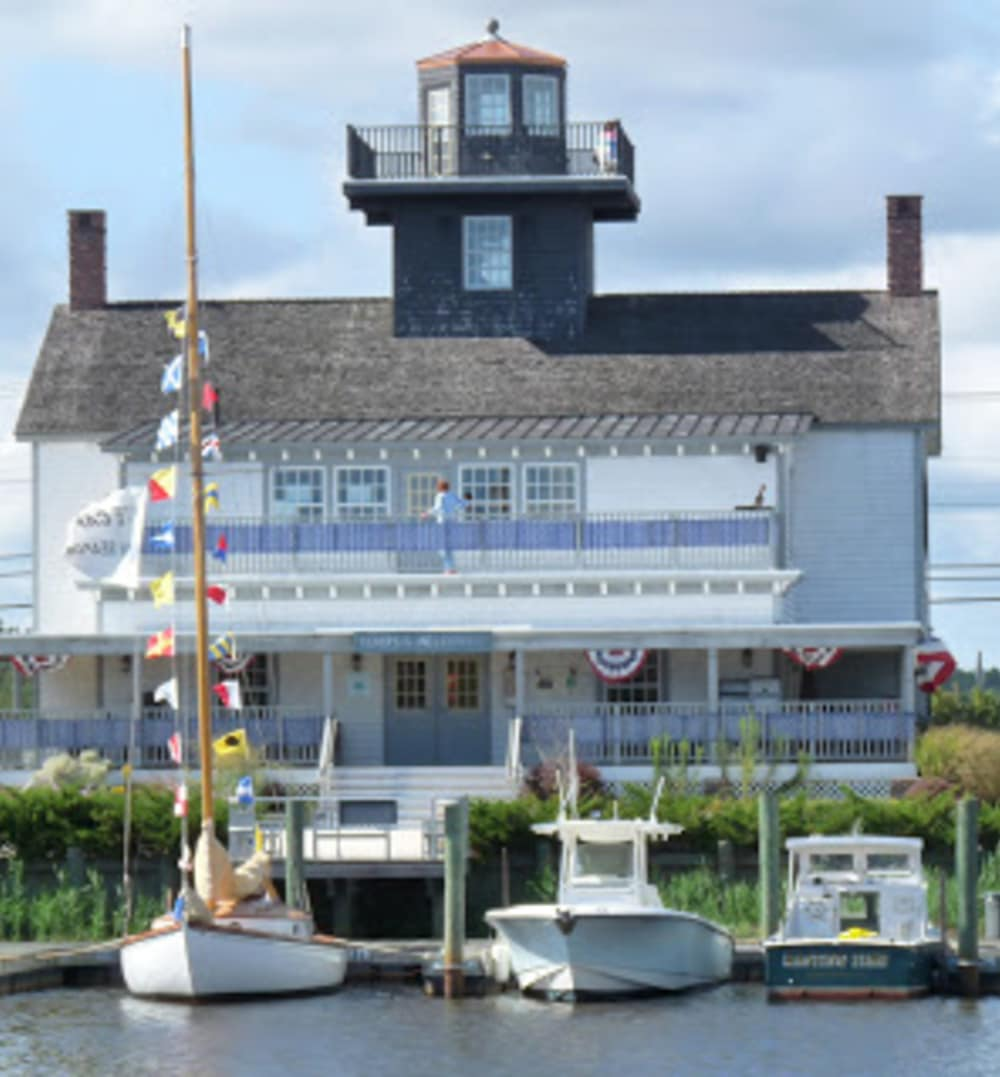 NEW JERSEY LIGHTHOUSE CHALLENGE AND CRANBERRY FESTIVAL OCTOBER 15-16, 2011
