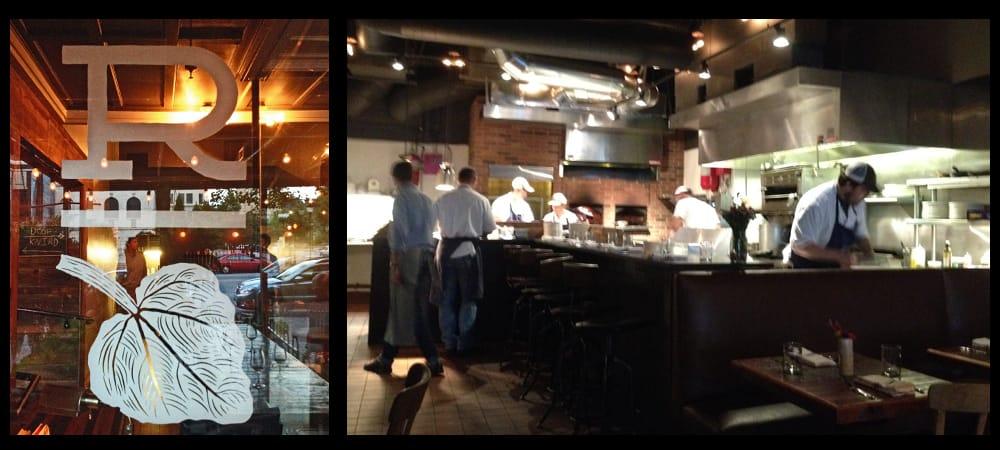 John Fleer's Farm-to-Table Food, Rhubarb Asheville