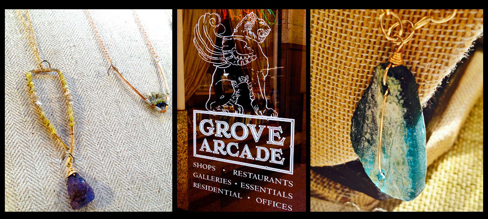 Fine Jewelry Handmade in Asheville, Fox and Beaux