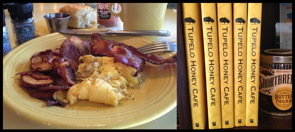 Asheville's Most Popular Brunch at Tupelo Honey