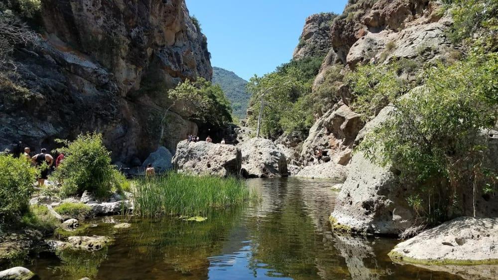 Swimming Spots near Topanga Canyon Inn