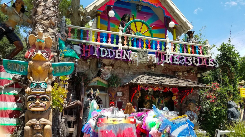 5 Whimsical, Unusual, and Bohemian Places and Activities in Topanga Canyon--L.A.'s Hippie Central