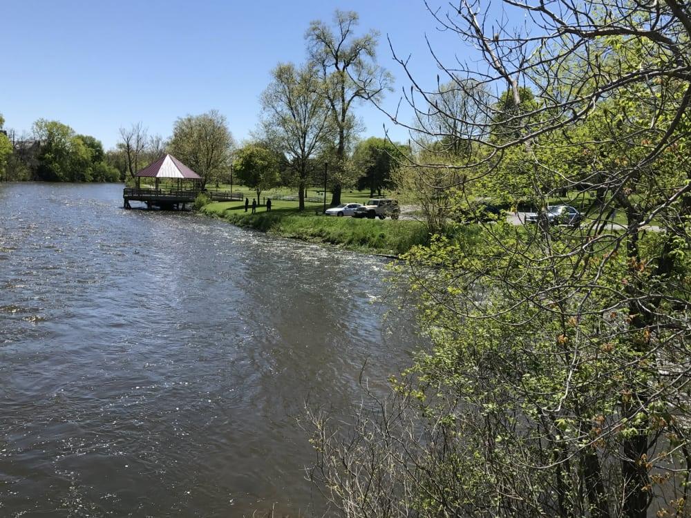 Ypsilanti's Riverside Park