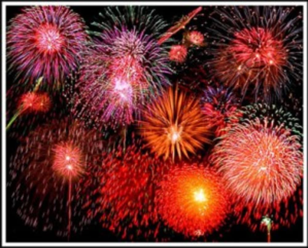 BRING BACK THE 4TH FIREWORKS AT LAKE ALMANOR
