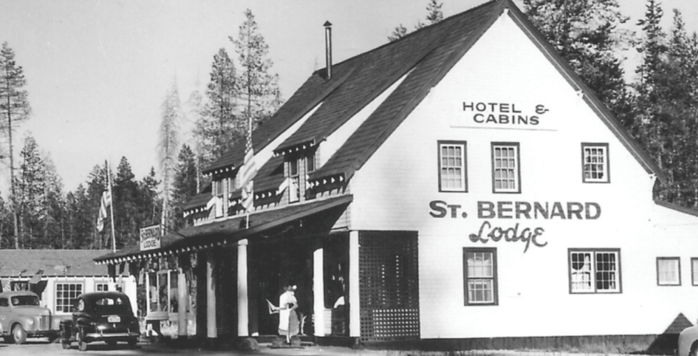 The History of St. Bernard Lodge