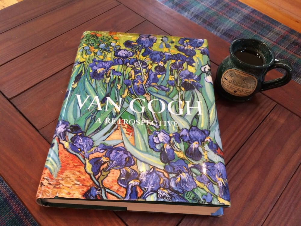 Van Gogh and Nature Exhibit at The Clark