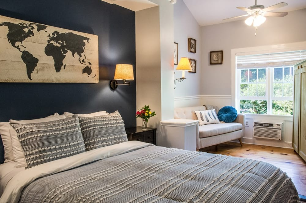Major Makeover for the Sugar Maple Room