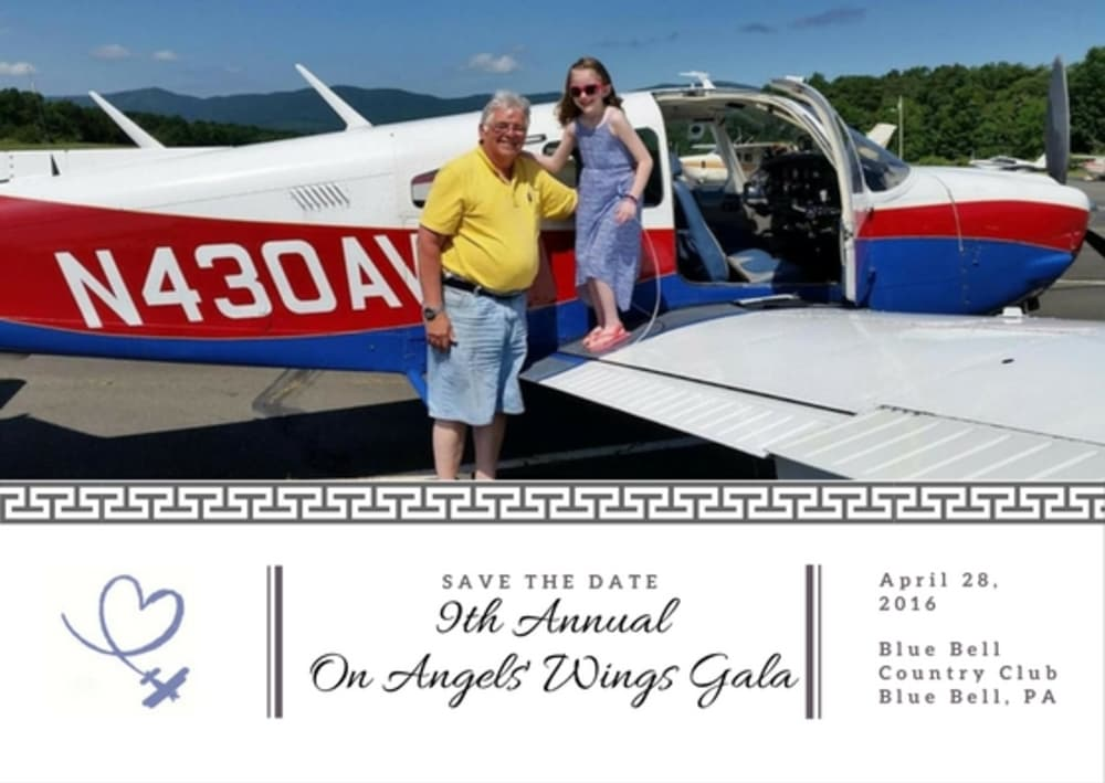 9th Annual On Angels' Wings Gala