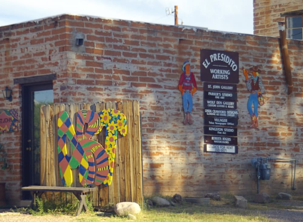 Where To Get Original Art In Tubac