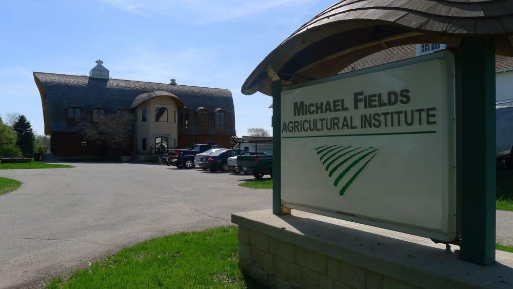 Organic Farming at the Michael Fields Institute