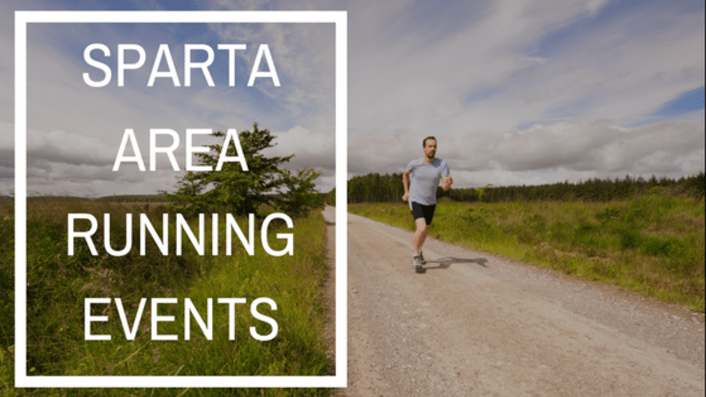 Sparta Area Running Events