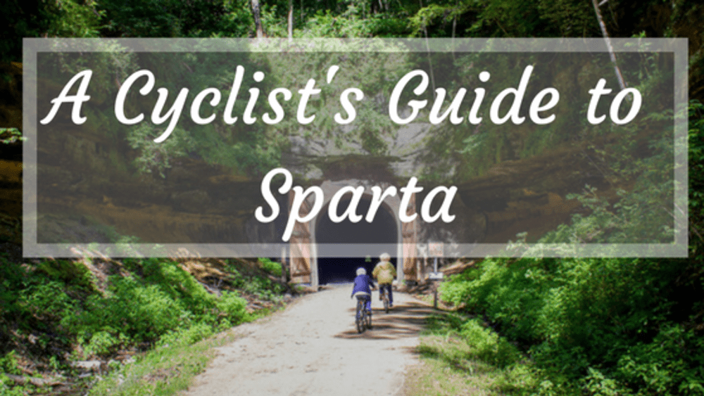 A Cyclist's Guide to Sparta
