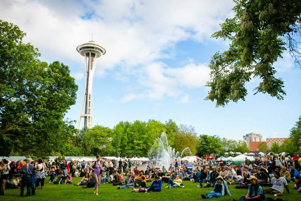 Favorite Seattle Festivals-Early Summer