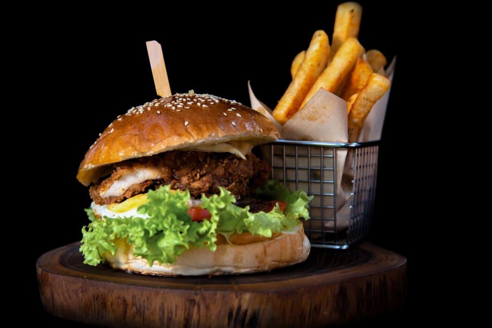 Best Burgers Around Asheville