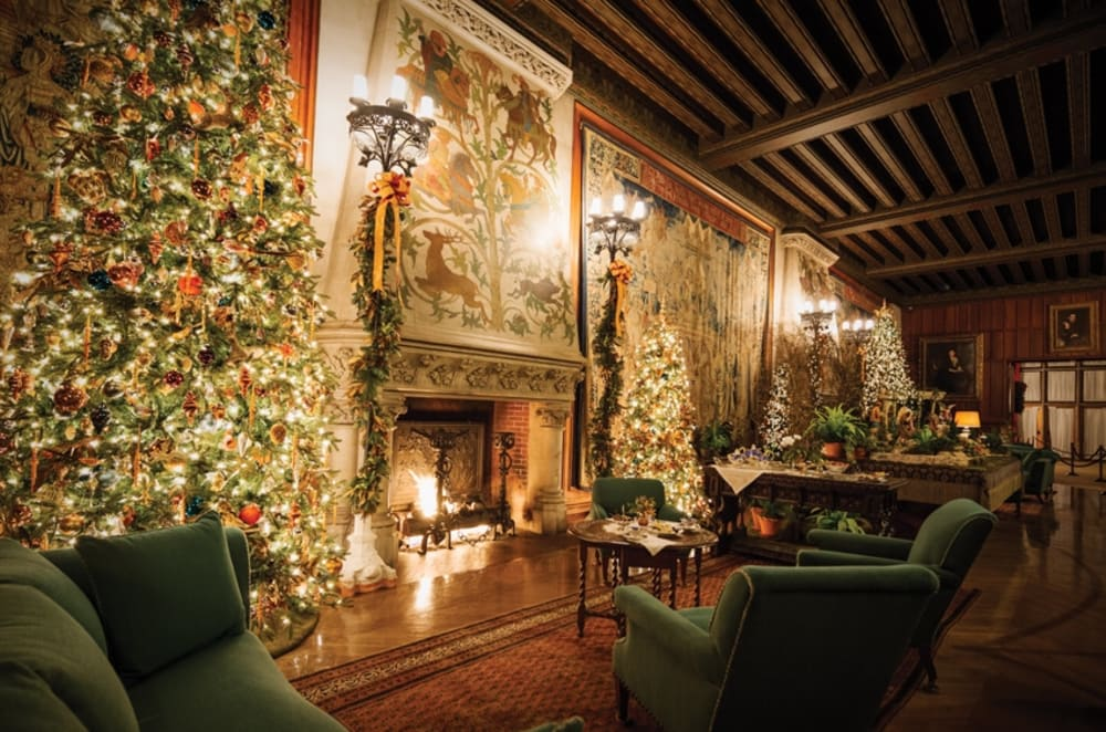 Biltmore Christmas.The Magic Of A Biltmore Christmas Pinecrest Bed
