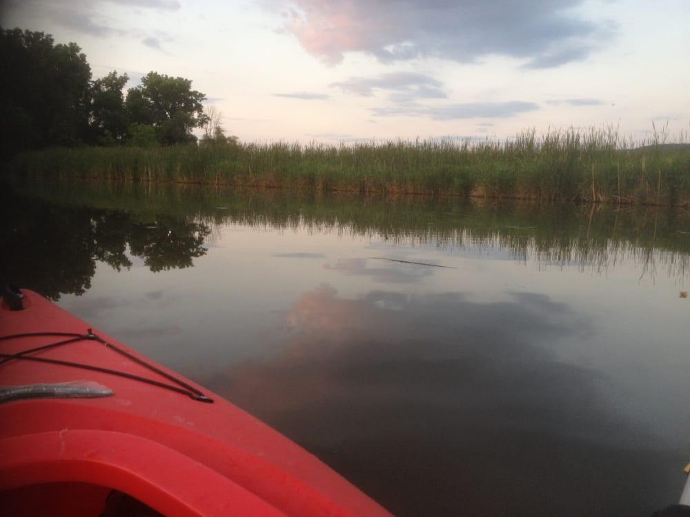 Crystal Clear Waters of Keuka Lake