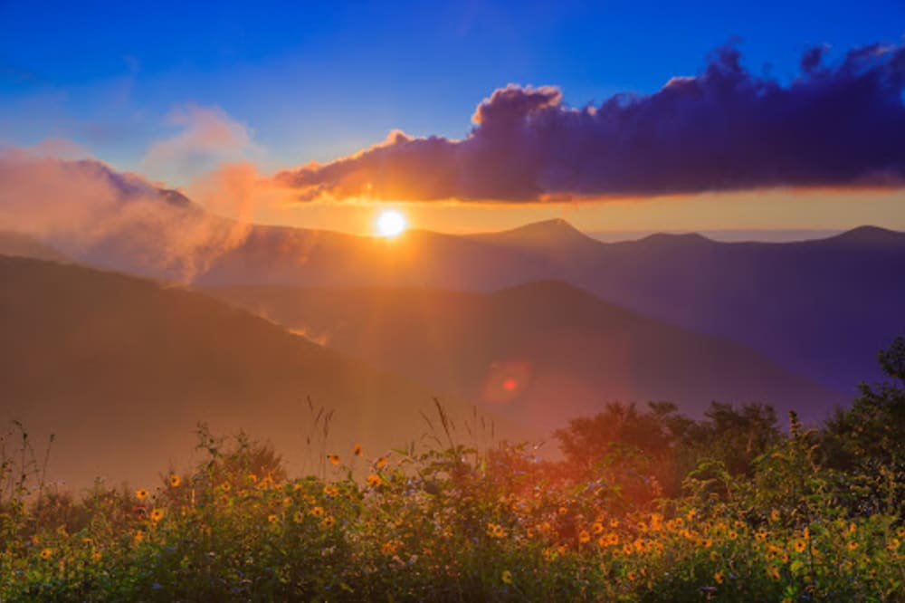 The Best Places to Catch a Sunrise in Asheville, NC
