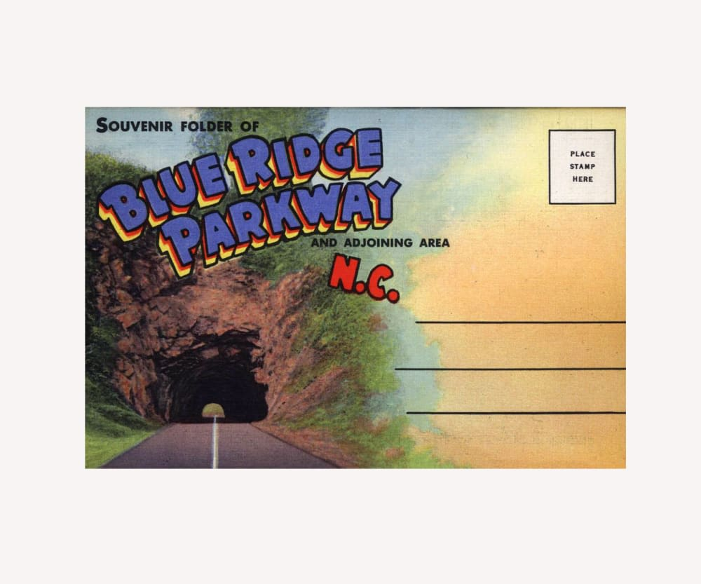 Experience the Blue Ridge Parkway!