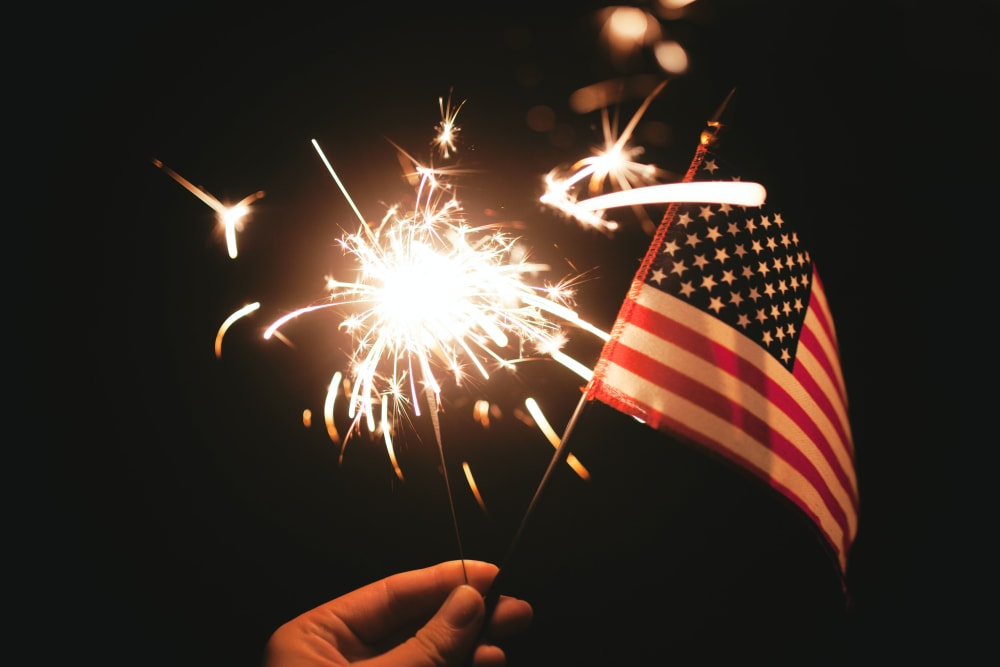 Enjoy a Socially Distanced Fourth of July in Asheville, NC