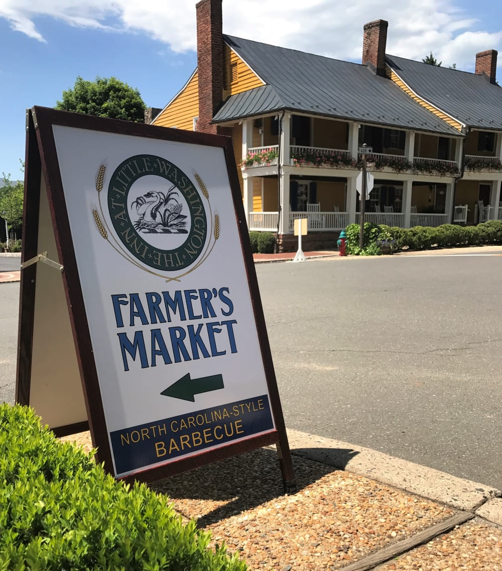 The Village Market is Back!