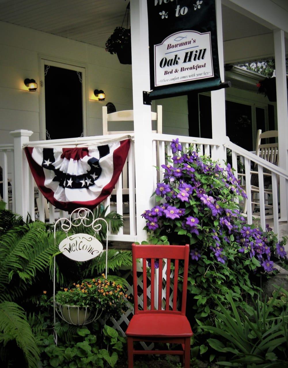 July 4th at Bowman's Oak Hill