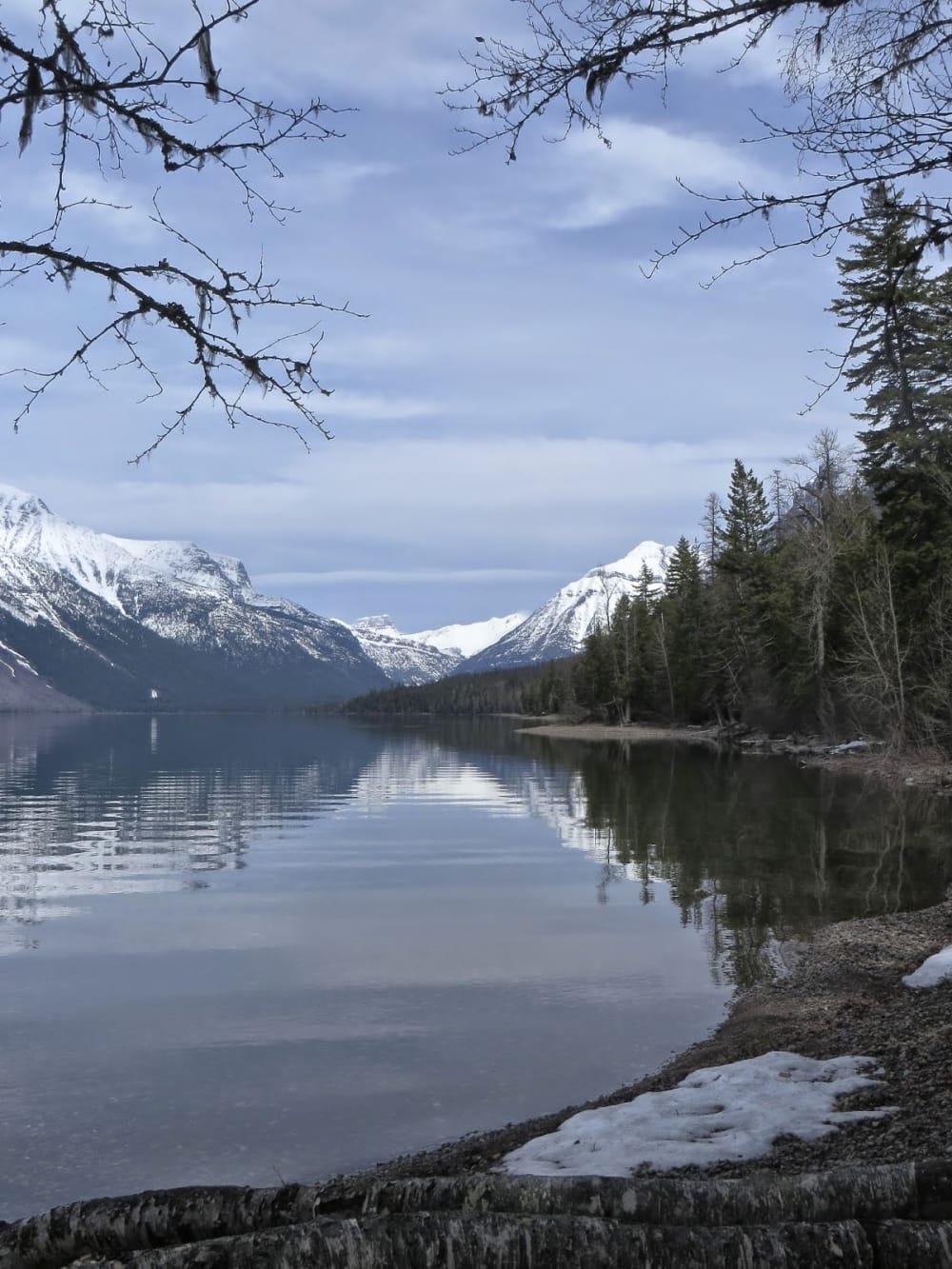 Glacier National Park, Majestic Natural Beauty, 2.5 hrs NorthEast from Bear Spirit Lodge B&B