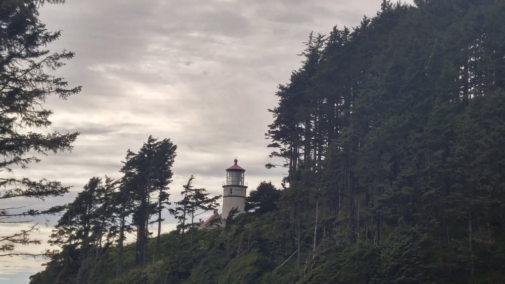 Exciting Repairs on Heceta Lighthouse Begin!